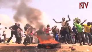 Kenya poll results: Police battles youths in flashpoint Kisumu
