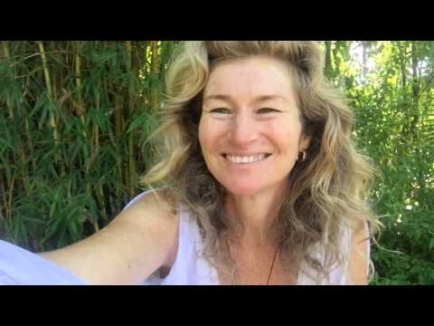 A Transformational Healing Session with Lyza Saint Ambrosena