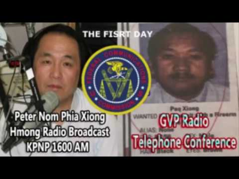 Bad Hmong radio station