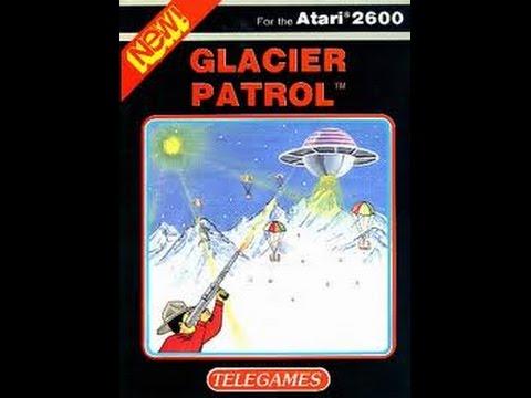 Glacier Patrol (Atari 2600) - Game Play