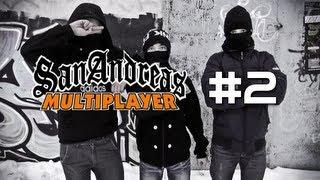 [SAMP] Братва с наркотой #2