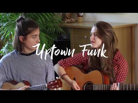 Uptown Funk (Bruno Mars Cover) - Ellie Dixon and Sophie Winter