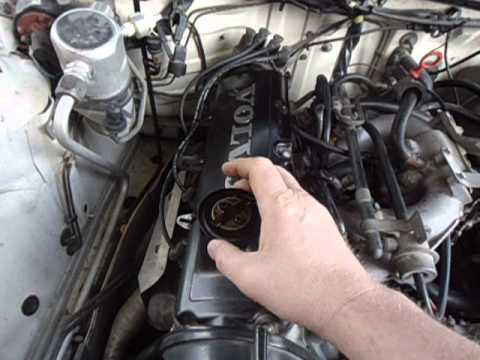 Wiring Diagram 1990 Volvo Wagon Volvo B230f Pcv Crankcase Pressure Test Youtube