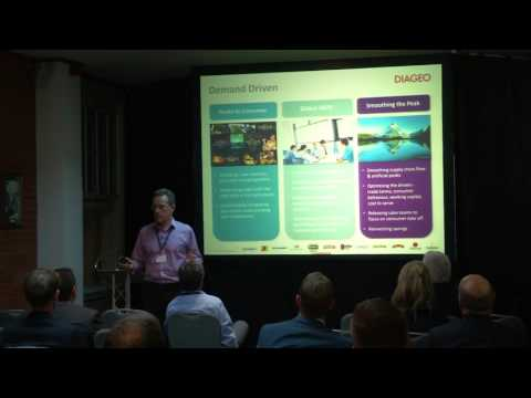 How supply chain is fuelling business growth at Diageo - David Vanan, DIAGEO PLC (Part 1)