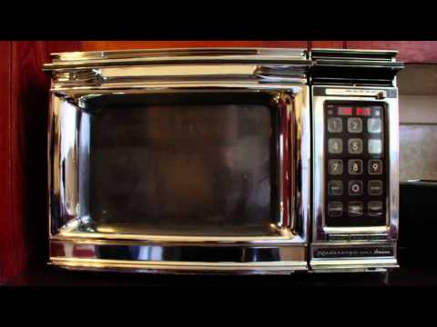 Microwave Sound Effect 10 hours White Noise