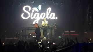 Sigala Live 2018  - Only You (Galantis)