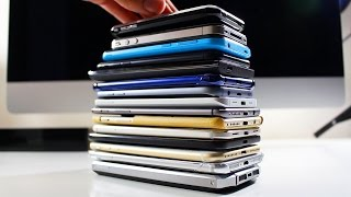 TOUS MES SMARTPHONES !