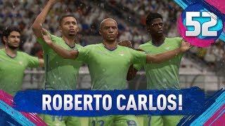 ROBERTO CARLOS! - FIFA 19 Ultimate Team [#52]