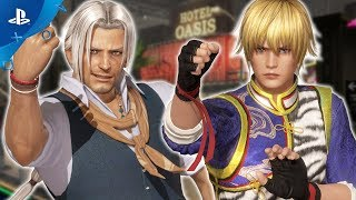 Dead or Alive 6 - Iron Fist Apprentice & Drunken Master | PS4