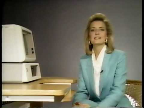 WordPerfect Tutorial 1987 VHS