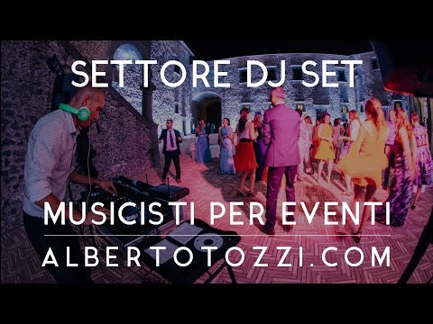 Musica per Matrimonio - DJ Set TRAILER