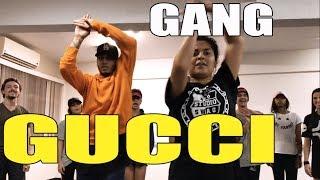 Baixar GUCCI GANG - Lil Pump  (COREOGRAFIA) Cleiton Oliveira