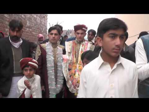 shadi in mandi bahauddin tarar brothers naveed tarar .tasneem tarar p]ndi kalu part 2