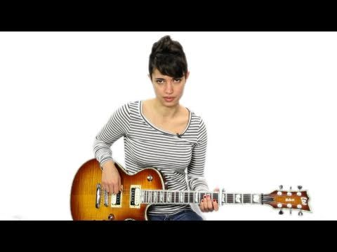 How To Play Speechless By Lady Gaga On Guitar Youtube