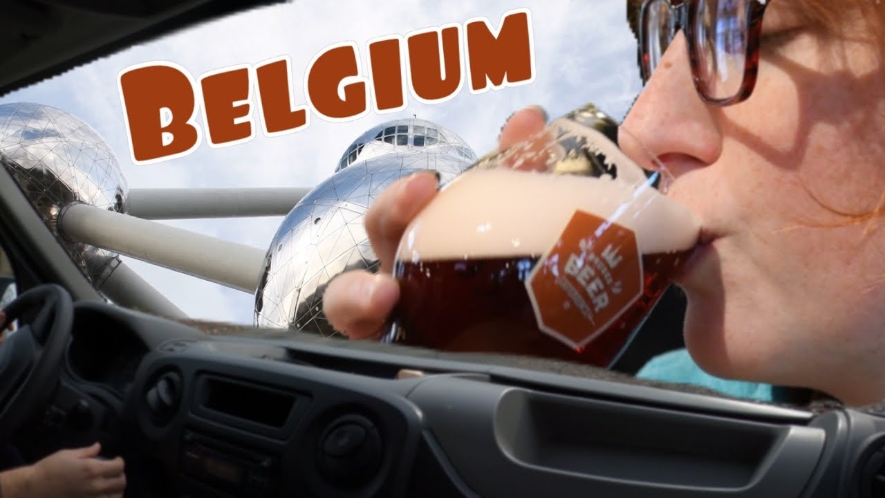 What's in Belgium? | Campervan Europe [S4 Ep42]