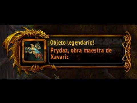 LEGENDARIO!! - Cofre diario - World of Warcraft Legión #2