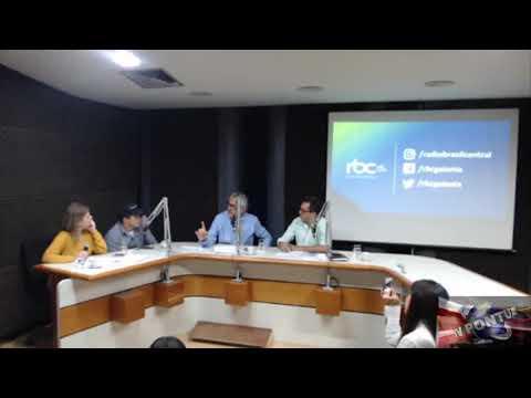 TV Pontual Participa  Do Programa Fala Goiás Da TV Brasil Central (17-05).