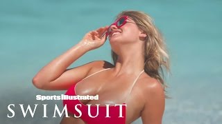 Repeat youtube video KATE UPTON LIKE YOU'VE NEVER SEEN HER BEFORE!!! Swim Daily Exclusive