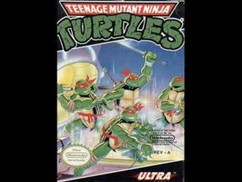 Teenage Mutant Ninja Turtles Opening Music