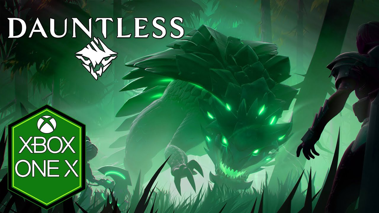 Dauntless Xbox One X Gameplay Review - Free to Play