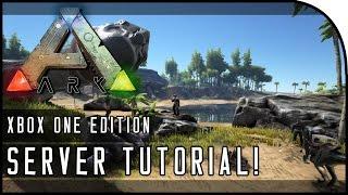 ARK: Survival Evolved XBOX ONE TUTORIAL -