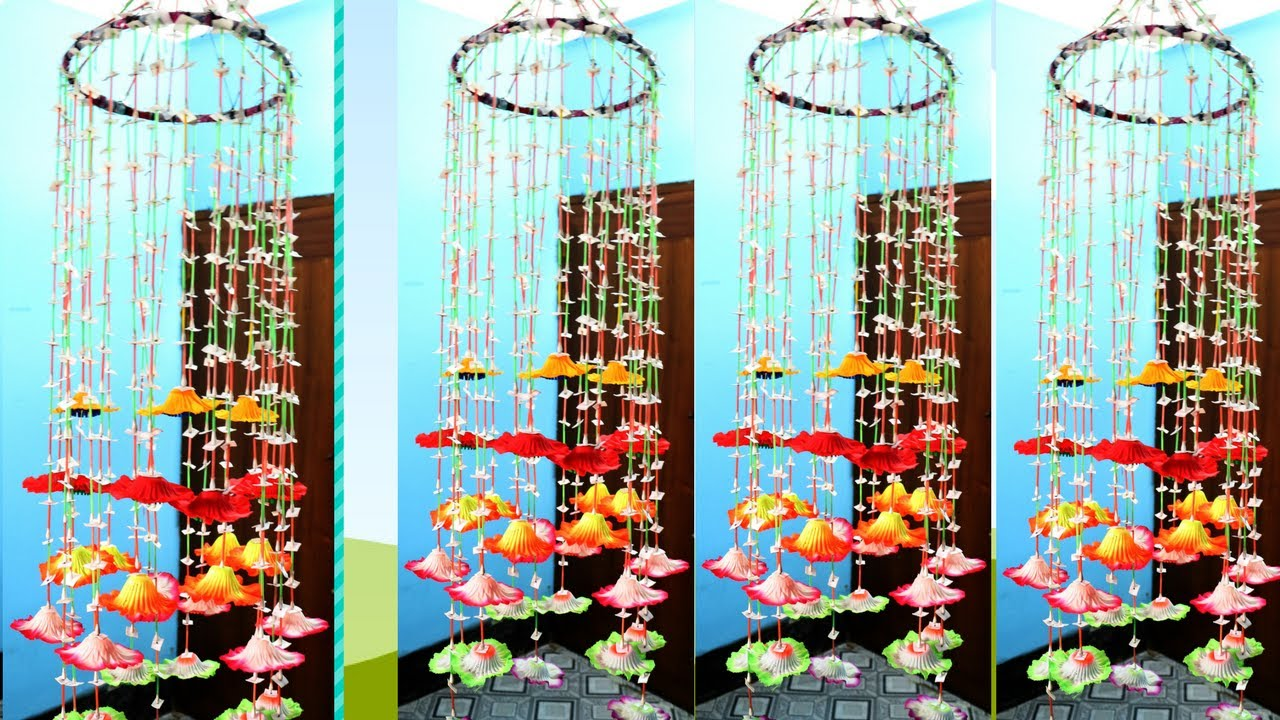 New DIY Recyled Bottle Cap Wind Chime