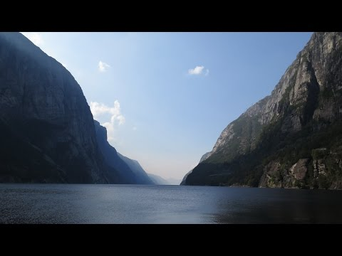 Norway - Sweden Road Trip - Sep 2016 - Day 05 - Day trip to Lysebotn