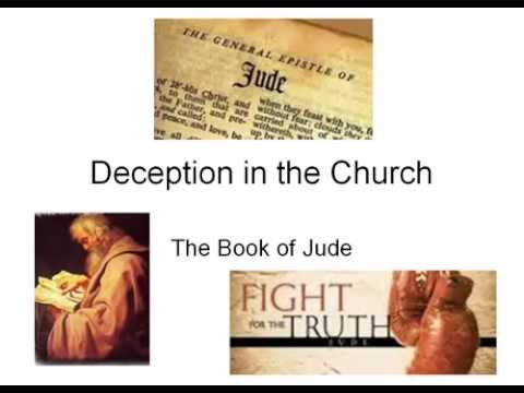 Deception in the Church  - The Book of Jude