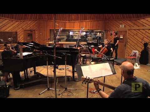 "In Studio with the Cast Recording of ""The Last Five Years"":  ""Still Hurting"""