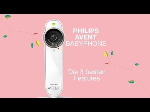 Vorschau: Die 3 besten Philips Babyphone Features I Dreiland