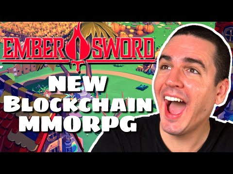 NEW Free to Play Blockchain MMORPG Ember Sword! (EPIC Play to Earn Crypto Game w/NO Pay to Win NFTs)