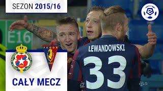 Wisła Kraków - Pogoń Szczecin [1. połowa] sezon 2015/16 kolejka 21