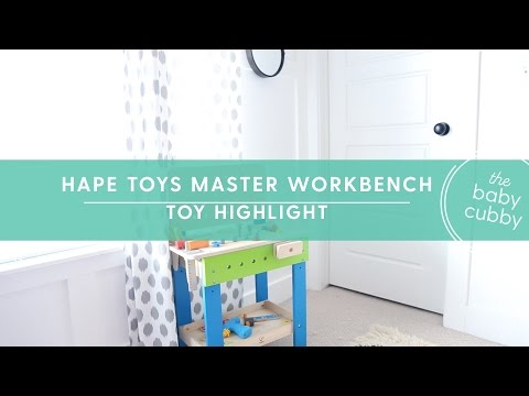 Hape Toy Tool - Work Bench