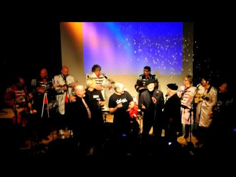 Trellebelle Ukulele Orchestra - All you need is love