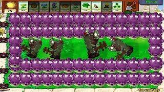 Gloom-Shroom Mod All Zombie vs Plants vs Zombies PvZ thumbnail