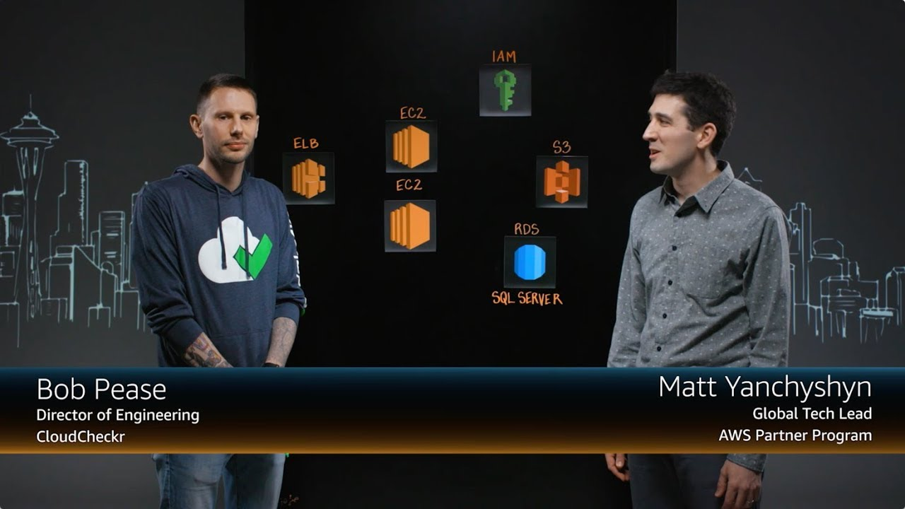 Watch AWS 'This Is My Architecture' and Learn How