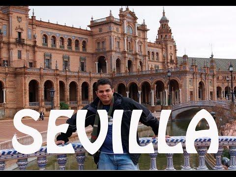 SEVILLA, ESPAÑA (TURISMO EN HD)