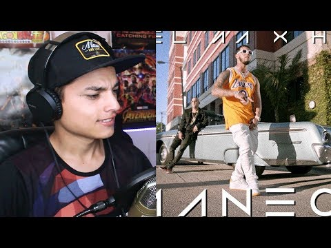 REACCIONO 🔥 ANUEL AA ➕ HAZE – AMANECE!!🌅 (Oficial Video) – Themaxready