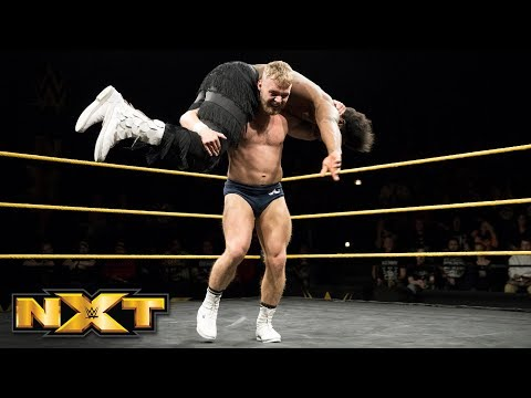 Tyler Bate vs. Velveteen Dream: WWE NXT, Feb. 28, 2018