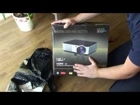 MAXLED PROJEKTOR LED RD-806 Part_1