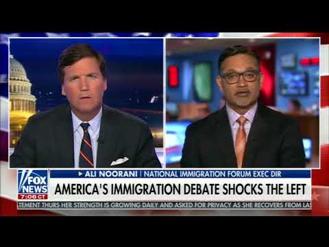 ALI NOORANI FULL ONE-ON-ONE INTERVIEW WITH TUCKER CARLSON (4/5/2018)