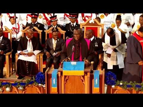 Royal Bahamas Police Force Annual Church Service 2018 - Clip IV