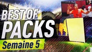 Le best-of des pack opening fifa18 de la semaine #5 !