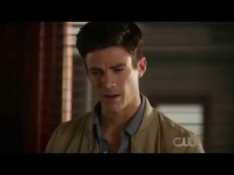 The Flash 4x07  Barry Gets Slapped by DeVoe's Wife HD Season 4 Episode 7