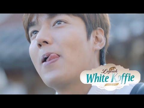 Luwak White Koffie Lee Min Ho TVC