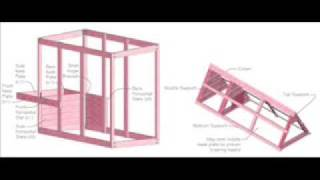 Chicken Coop Repairs  How To Make Hen House Movable