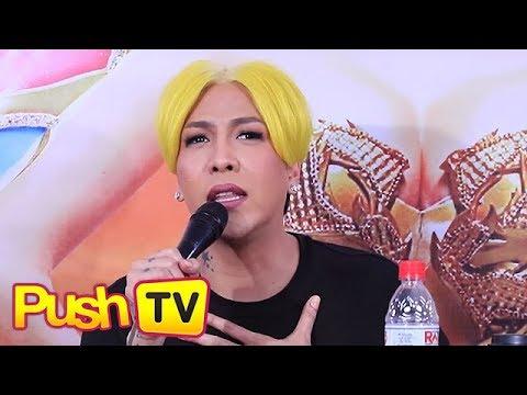 """Push TV: Vice Ganda on Coco Martin: """"Hindi po kami magkaaway"""""""