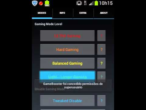 Game Booster Para Android Root Youtube