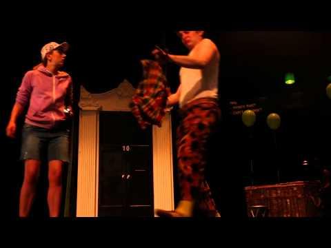 Aristophanes' Frogs (Cambridge Greek Play 2013)