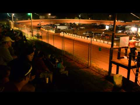 Laurens speedway fwd race